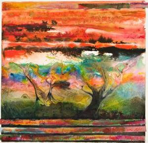 """Africa"" by Alice Frank. COURTESY/ ALICE FRANK"