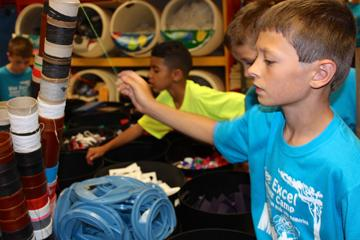 Arts and Scraps seeks supplies for Metro Detroit children, through Power2Give. Photo Courtesy/CultureSource