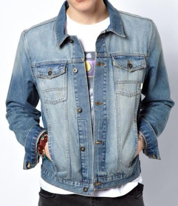 Denim jackets are great for men and women, and can be found in a variety of shades, fits and washes. Photo/Esquire