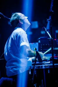 David Lovering, drummer for the Pixies. Photo/PIXIES