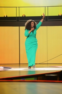 Oprah Winfrey made a stop at the Palace of Auburn Hills. Photo/ Palace Entertainment