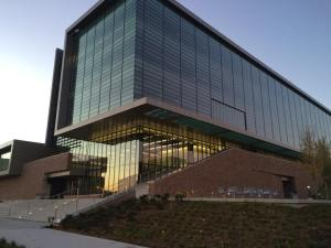 The Oakland University Engineering Center was completed in Fall 2014.
